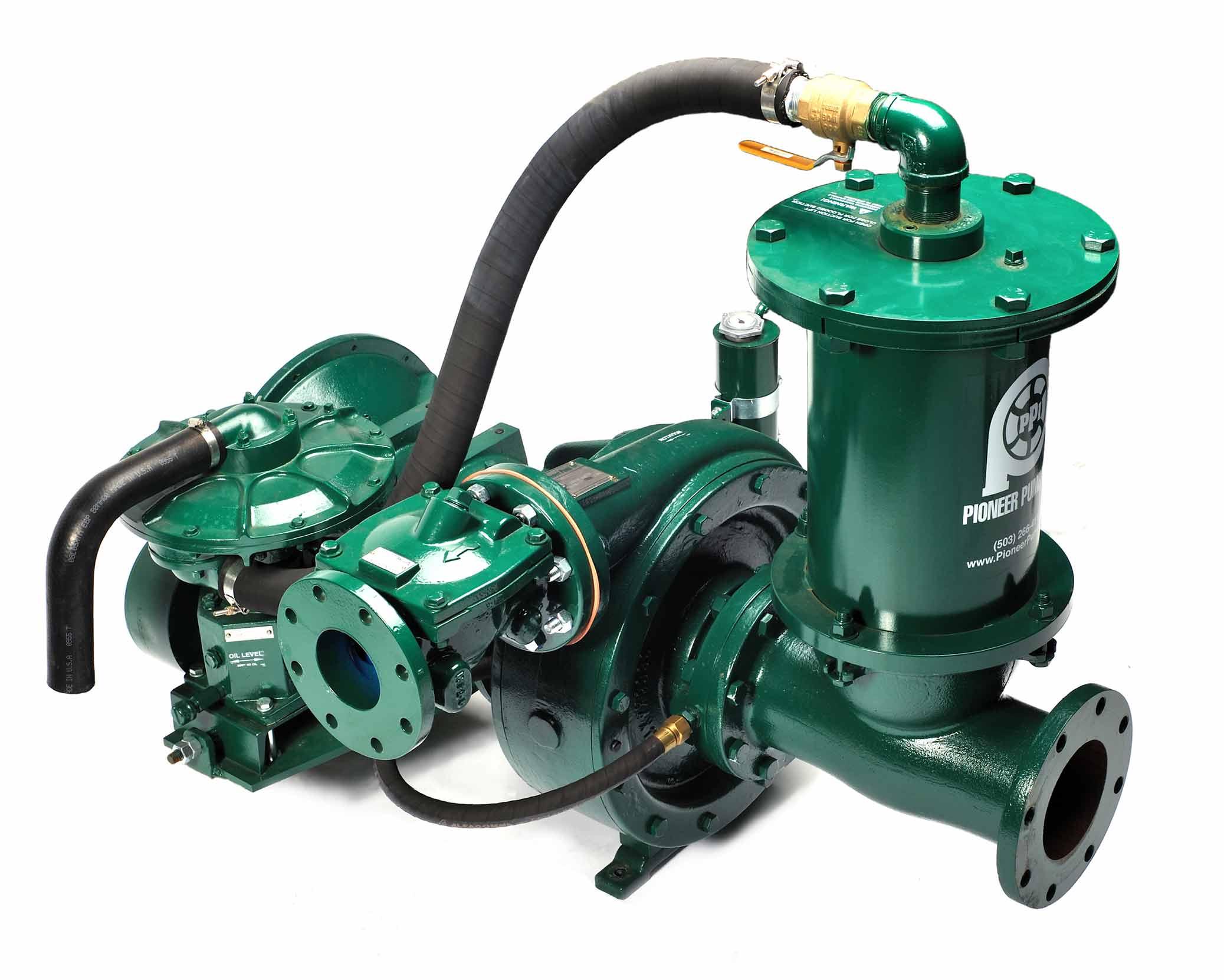 Pioneer Centrifugal Pump