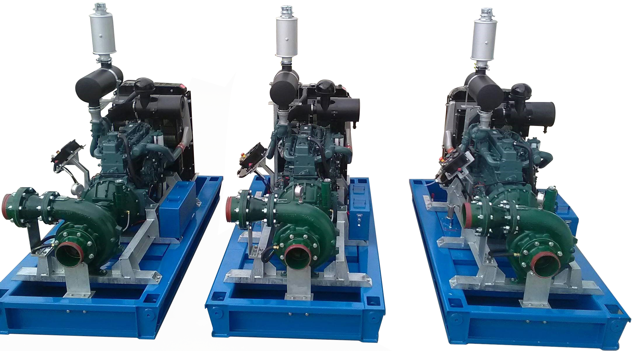 AWE Custom Built Centrifugal Pumpset