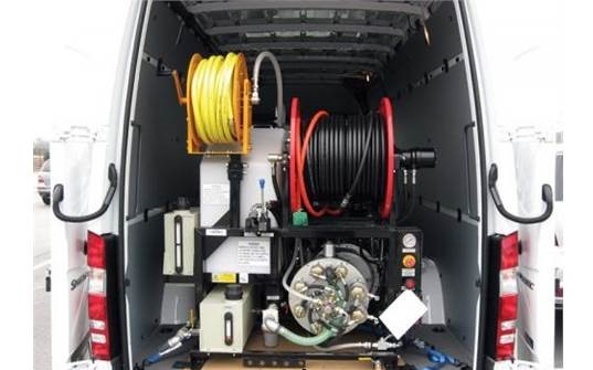 Harben Vanpack System