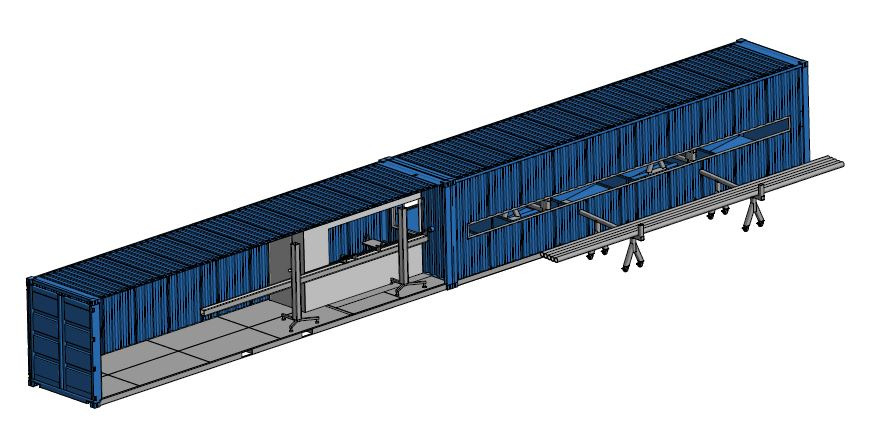 AWE Container Lancing System
